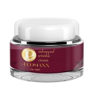 Ecomaxx Advanced Wrinkle Cream-Boost Collagen and Elastin- Anti-Aging Moisturizer Advanced Wrinkle Cream