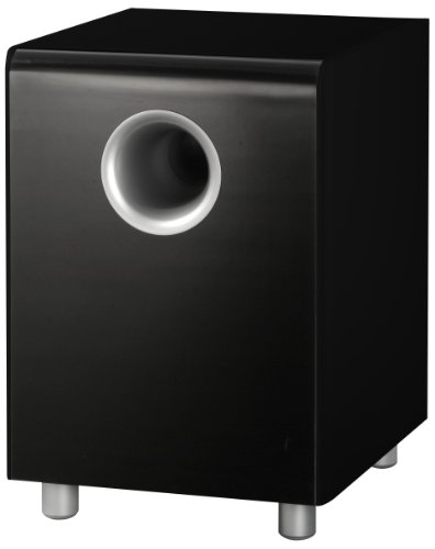 JBL CSS11 10-Inch 150-watt Powered Subwoofer in High-gloss - Black(,1) (Discontinued by - Subwoofer Powered 10 150w Inch