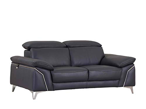 Groovy Amazon Com Blackjack Furniture 727 Navy L Regal Italian Bralicious Painted Fabric Chair Ideas Braliciousco