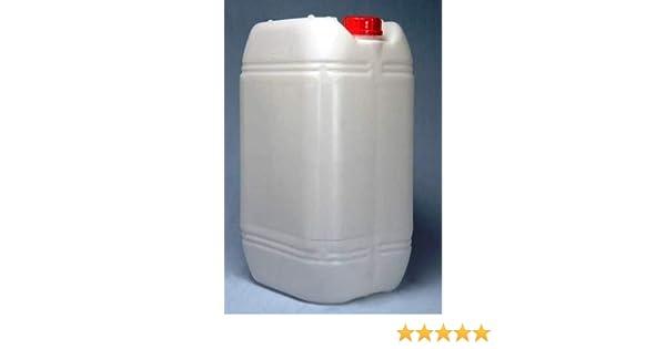 PLASTICOS HELGUEFER - Bidon 20 litros Rectangular Apilable: Amazon.es: Hogar