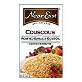 Near East Roasted Garlic & Olive Oil Couscous (12x5.8 OZ)