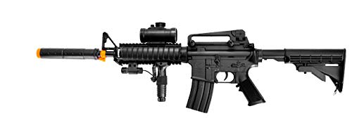 256-in-1 M83 Clone Electric Airsoft Rifle AEG Gun M4 M16 - The Chameleon