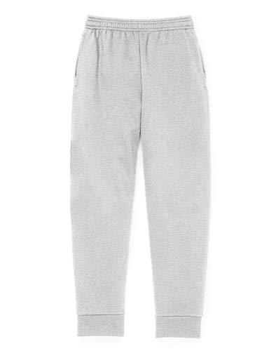 Hanes Boys Fleece Jogger Sweatpants with Pockets  -Light Ste