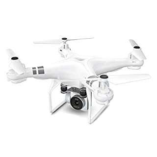 HOTUEEN Quadcopter Drone WiFi Remote Control Real-time Transmission Airplane Model Airplane & Jet Kits