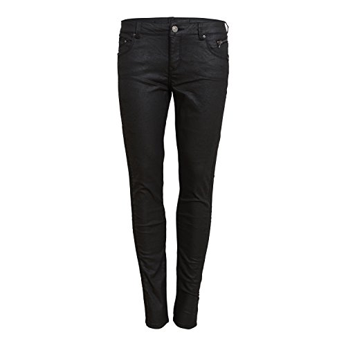 "Damen Jeans ""Edita"" - von Mavi - Farbe crashed black jeather"