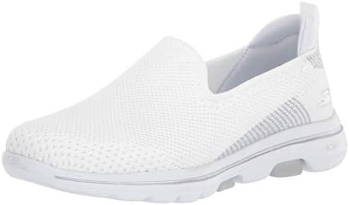 Skechers womens Walking Sneaker, White