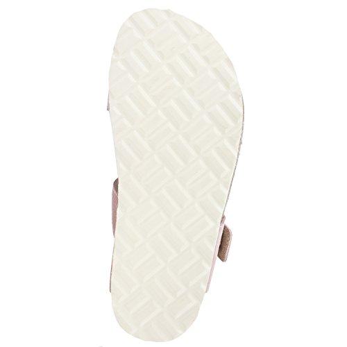 'crawford' Shoes Women's Mountain Pink White Sandal Efq44