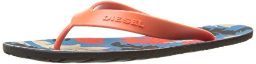 Diesel Mens Plaja Splish Ii Flip Flop Fiesta