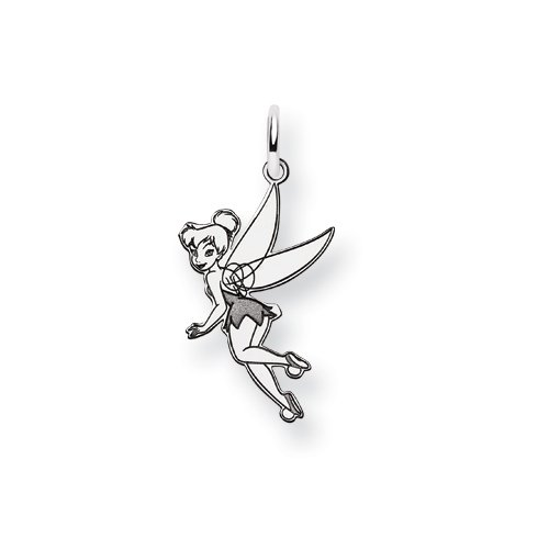 Argent sterling Disney Fée Clochette Charm-JewelryWeb