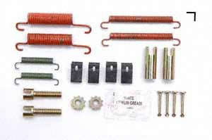 Raybestos H7308 Professional Grade Parking Brake Hardware Kit