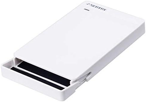 HUFAN Tool-Free 2.5 inch USB 3.0 SATA Interface HDD Enclosure Hard Drive Accessorie