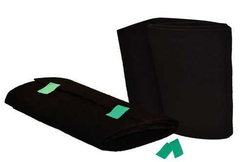 activated charcoal filter sheets - 9