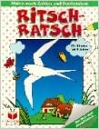 Book Ritsch- Ratsch. Malen nach Zahlen und Buchstaben. ( Ab 6. J.).
