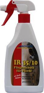 SCHOPF 302038 Pferde, Fliegenschutz mit Langzeitwirkung mit Aloe Vera, 500 ml