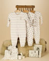 The Essential One Unisex Pack of 3 Baby Sleepsuits//Babygrows ESS39