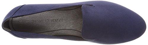 Blu Navy Marco Donna Tozzi Mocassini 24234 x7qfOB
