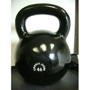 CFF Monster Russian Kettlebell - 44kg ''The Bull''