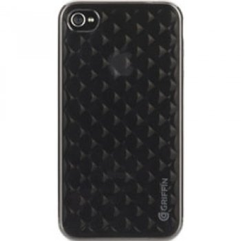 - Griffin Technology Motif for iPhone 4 - Diamonds - Clear
