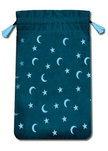 Moon & Stars Mini Pouch - Clothes Decks