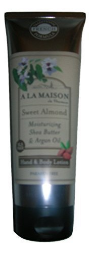 Almond Hand Lotion - 8