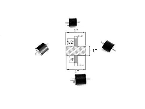 Top Hydraulic Bearing Isolators