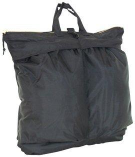 Pilot's Helmet Bag - Black