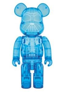 Gremlins Stripe Costume (Medicom 400% Bearbrick Star Wars Darth Vader BE@RBRICK HOLOGRAPHIC Ver New F/S)