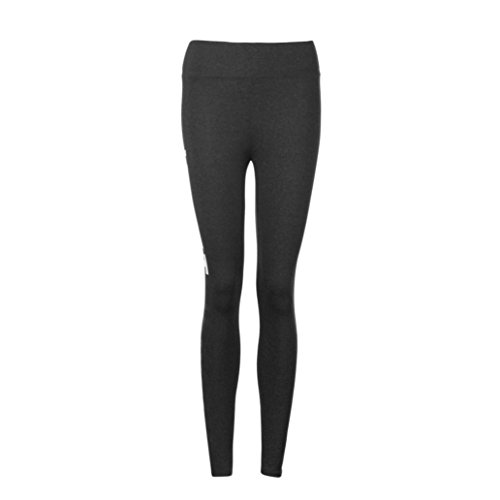 NewKelly Women Fitness Sports Workout Leggings Athletic Pants For Gym Running Yoga (XL, Dark Gray)