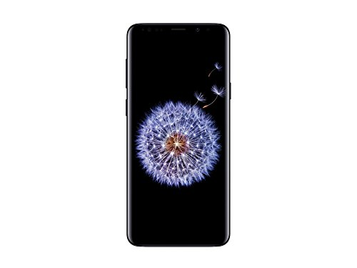 Samsung Galaxy S9+ Unlocked - 64gb - Midnight Black - US Warranty (Renewed) (Best Black Friday Deals On Unlocked Phones)