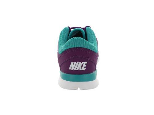 Nike Womens Flex Trainer 5 Scarpe Brght Grp / Bianco / Trb Grn / Trb Grn