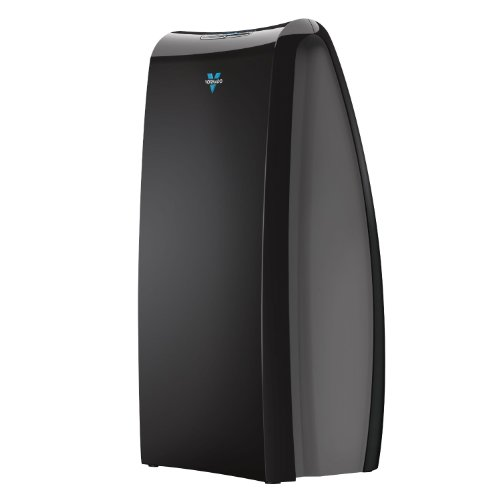 Vornado True HEPA Air Purifier For Up To 335 Sq. Feet with HEPA Filters and Electronic LED Display, Features 4 Speeds and Digital LCD Filter Change Indicator -