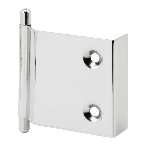 Replacement Diecast Mirrors - Prime-Line Products N 6646 Bi-Fold Mirror Closet Door Handle, Chrome Plated