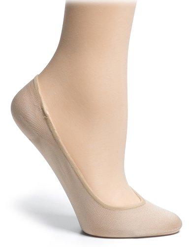 HUE Women's So Soft Liner, Cream, Size 2