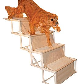 Domestic Innovations Puppy EZ UP Collapsible Pet Stairs