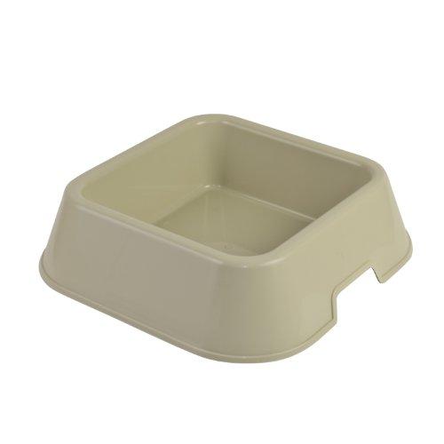 World Pet Single Pet Bowl, X-Large, Gray