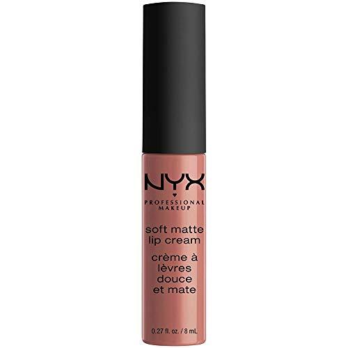 NYX PROFESSIONAL MAKEUP Soft Matte Lip Cream, Zurich, 0.27 Fluid Ounce