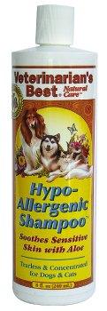 Veterinarian's Best Hypoallergenic Shampoo