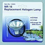 Pondmaster 12805 MR 16 Halogen Replacement Bulb