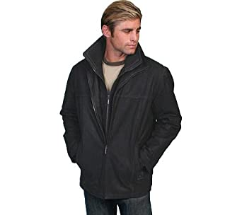 Scully Men's Vintage Car Coat at Amazon Men's Clothing store ...