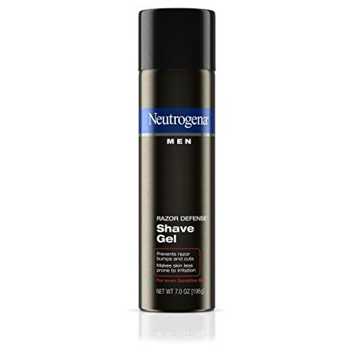 7 Oz Shaving Gel (Neutrogena Men Razor Defense Shave Gel For Sensitive Skin, 7 Oz. (Pack of 3))