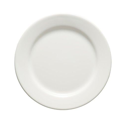 Waechtersbach Fun Factory II White Salad Plates, Set of 4
