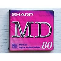 Sharp MD80 Minidisc