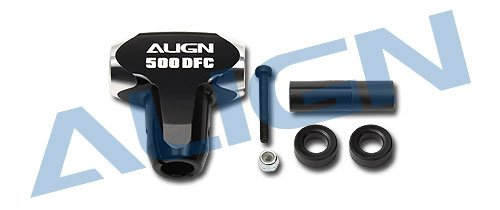 - Accessories Genuine Align T-REX 500DFC Main Rotor Housing Set H50182 t-rex 500 Spare Parts Track Ship