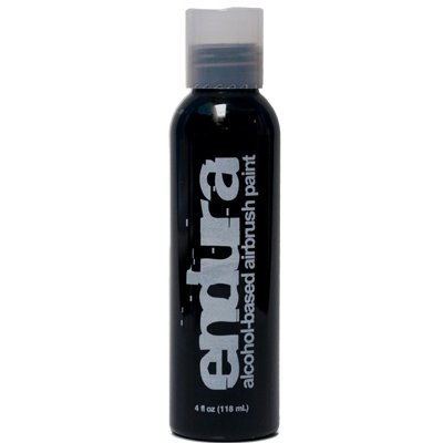 Endura Ink, Black 16oz by European Body Art