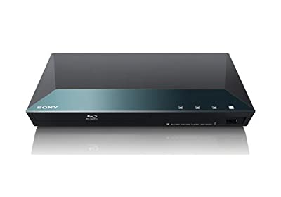 Sony BDP-S3100 Blu-ray Disc Player with Wi-Fi (2013 Model) by Sony