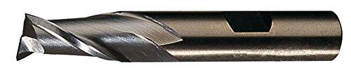 - Cleveland C32538 HGC-2 Cobalt Single End 2-Flute Center Cutting Finisher End Mill