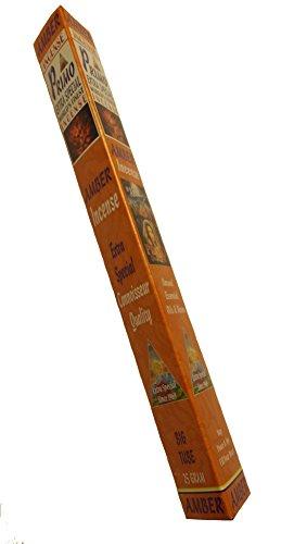 Primo Amber Incense - 1 pc,(Starwest (Primo Incense)