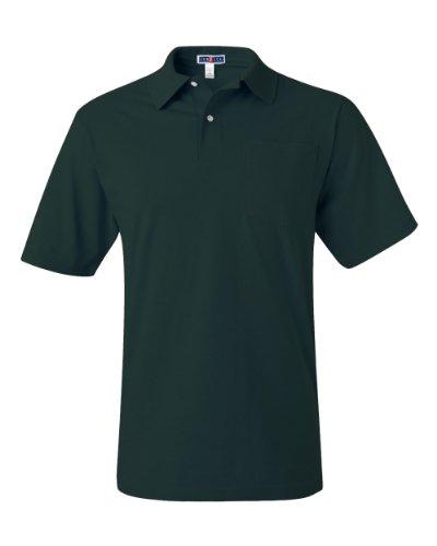 Knit Mens Golf Shirt - 1