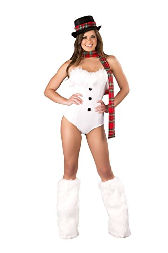 Roma Costume Ice Queen Costume Bundle with Pink (Ice Queen Halloween Outfit)