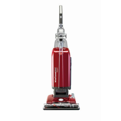 Hoover WindTunnel MAX Bagged Corded Upright Vacuum Cleaner UH30600 (Renewed)